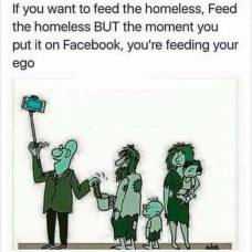 Feed homeless